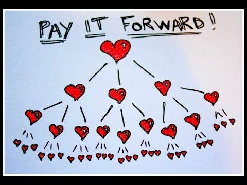 Pay It Forward is on the Rise